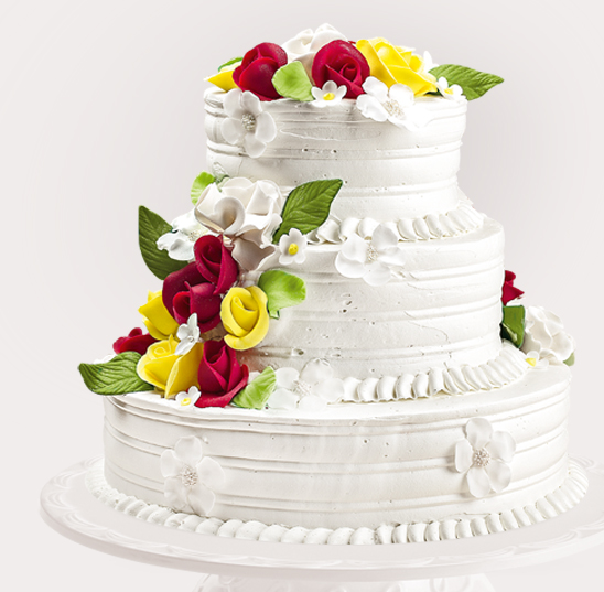 Tort Pentru Nunta Spirit Luminos