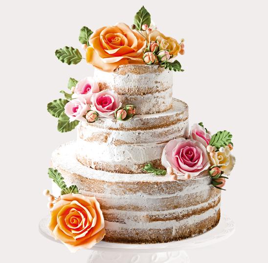 Tort Pentru Nunta Seara De Toamna